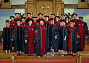 IWS Graduates 2012